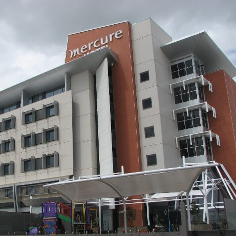 Mercure Sydney Hotel Catholic Club