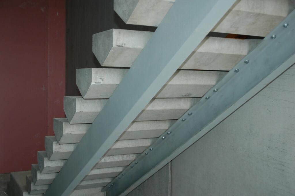 National Precast Concrete Association Australia Stairs