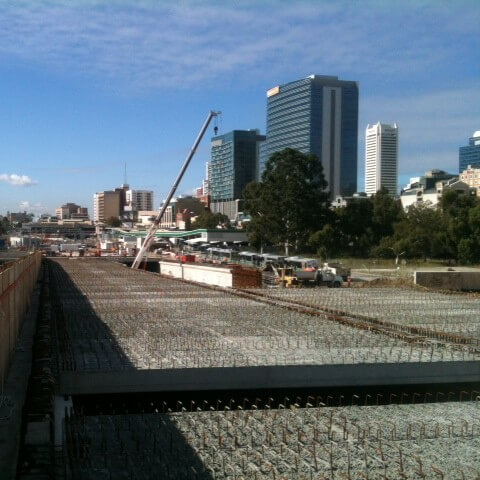 Perth City Link Project