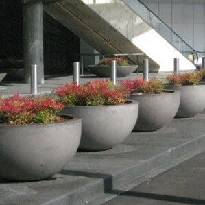 Planter bowls, Star Casino 2