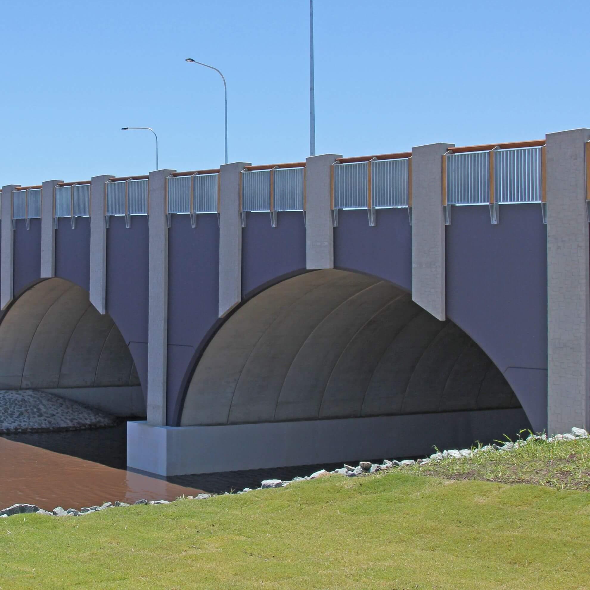 Capestone Arch Bridge