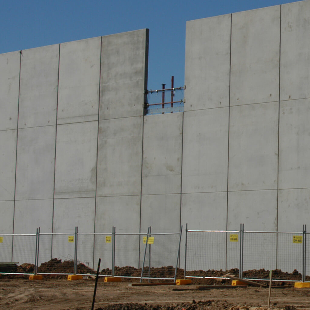 National Precast Concrete Association Australia | Grey Off Form
