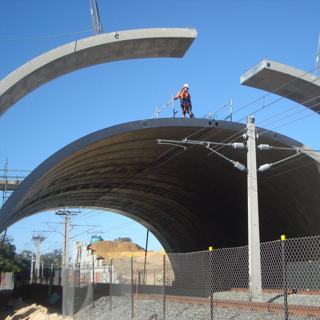 Precast Concrete Arches : National precast concrete association australia arches