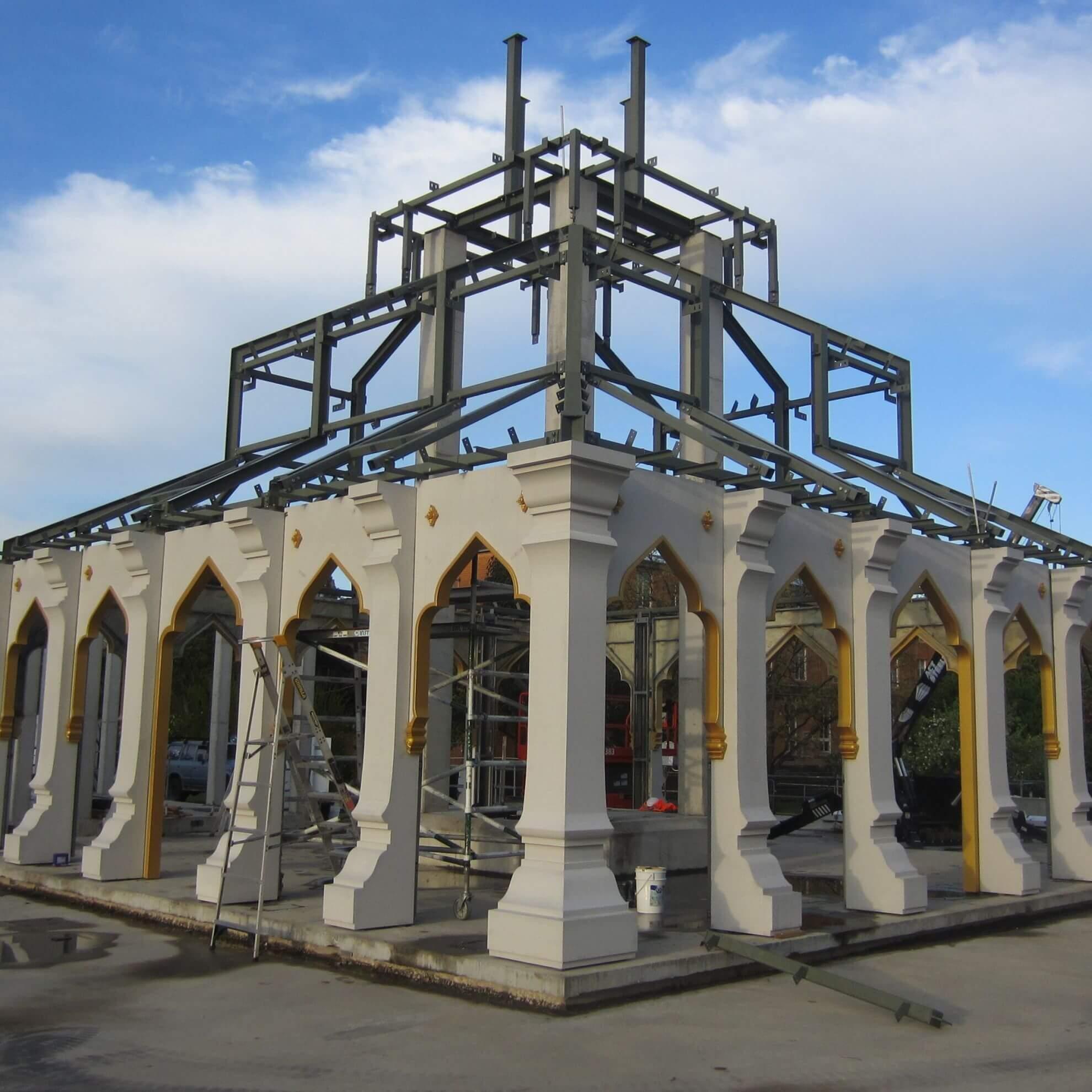 Wat Dhammadharo Buddhist Temple