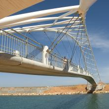 Marina Footbridge