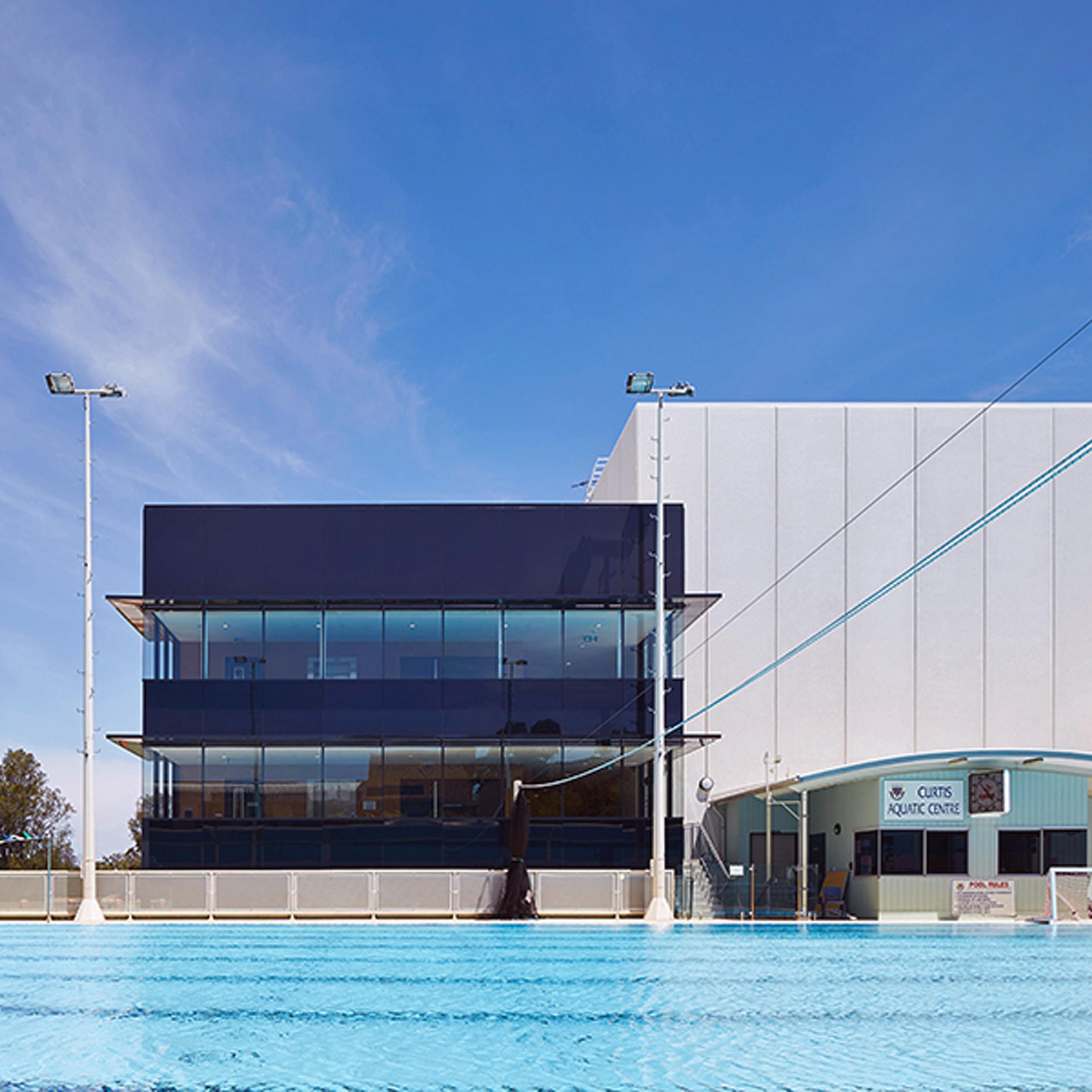 Trinity College Multipurpose Facility