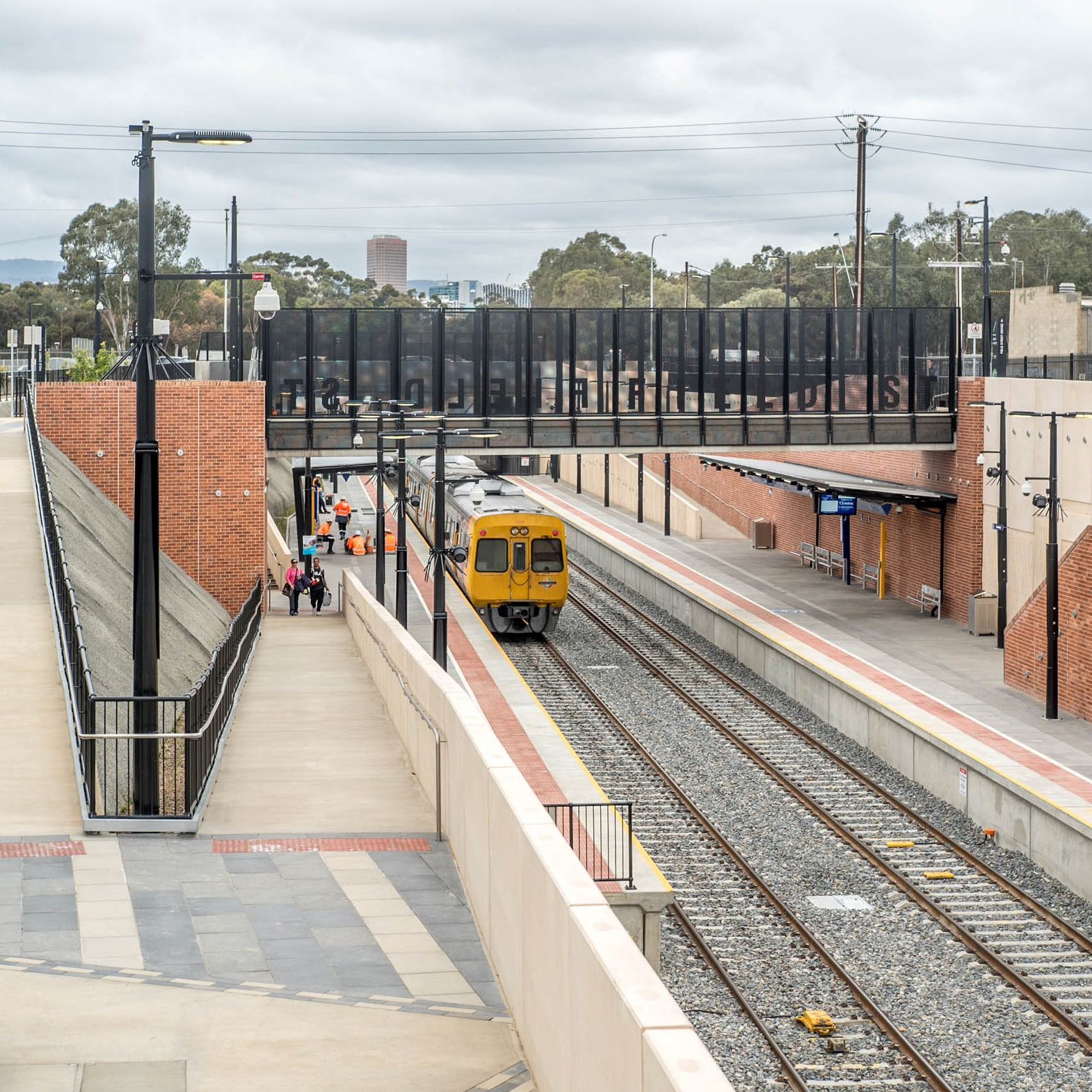 Torrens Rail Junction