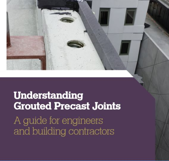 NEW! Understanding Grouted Precast Joints